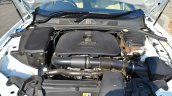 Jaguar XF 2.0L Petrol Review engine