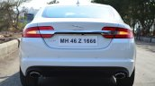 Jaguar XF 2.0L Petrol Review rear