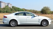 Jaguar XF 2.0L Petrol Review side