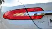 Jaguar XF 2.0L Petrol Review taillight