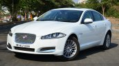 Jaguar XF 2.0L Petrol Review