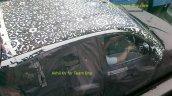 Mahindra S101 roof spyshot from Chennai