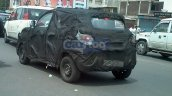 Mahindra S101 spied with Quanto