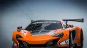 McLaren 650S GT3 2014 Goodwood front