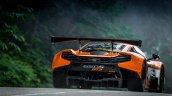 McLaren 650S GT3 2014 Goodwood rear