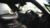 McLaren MSO 650S interior at 2014 Goodwood Festival of Speed
