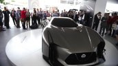 Nissan Concept 2020 Gran Turismo front 2 at the 2014 Goodwood Festival of Speed