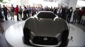 Nissan Concept 2020 Gran Turismo front at the 2014 Goodwood Festival of Speed