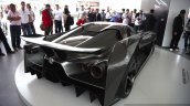 Nissan Concept 2020 Gran Turismo rear three quarters at the 2014 Goodwood Festival of Speed