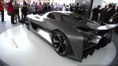 Nissan Concept 2020 Gran Turismo rear three quarters left at the 2014 Goodwood Festival of Speed