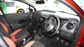 Renault Captur dashboard at the 2014 Goodwood Festival of Speed