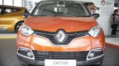 Renault Captur front fascia at the 2014 Goodwood Festival of Speed