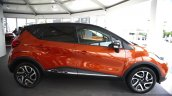 Renault Captur side at the 2014 Goodwood Festival of Speed