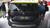 Skoda Yeti Xtreme rear at Goodwood Festival of Speed 2014