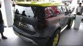 Skoda Yeti Xtreme rear three quarters at Goodwood Festival of Speed 2014