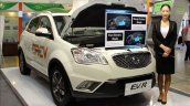 Ssangyong Korando C EV-R at ENVEX 2014