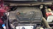 Suzuki Alivio G-Innotec engine spied in China on a truck