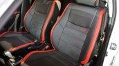 Suzuki Swift RS seats