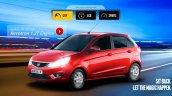 Tata Bolt 1.2-litre Revotron petrol AMT