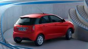 Tata Bolt rear three quarters