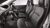Toyota Etios Platinum press shot interior