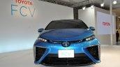 Toyota FCV sedan official image front