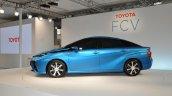 Toyota FCV sedan official image left side