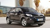 Toyota Urban Cruiser front three quarters press image