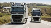 Volvo FH trucks with Volvo I-Shift Dual Clutch