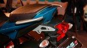 Yamaha FZ-S FI V2.0 blue tailpiece