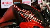 Yamaha FZ-S FI V2.0 red tank