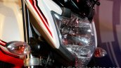 Yamaha FZ-S FI V2.0 white red headlamp