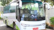 Zhongtong bus 8m spied in India