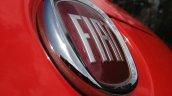 2014 Fiat Punto Evo Sport live Fiat badge
