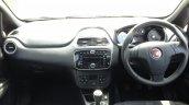 2014 Fiat Punto Evo Sport live interior
