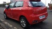 2014 Fiat Punto Evo Sport live rear side