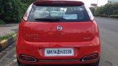 2014 Fiat Punto Evo Sport live rear