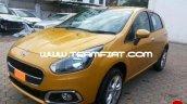 2014 Fiat Punto Evo spied front quarter