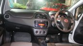 2014 Fiat Punto Indonesia dashboard