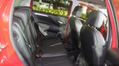 2014 Fiat Punto Indonesia rear seats