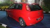 2014 Fiat Punto Indonesia rear three quarters