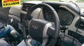 2014 Mahindra Scorpio refresh spy interior