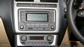 2014 VW Polo facelift center console launch