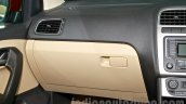 2014 VW Polo facelift glovebox launch