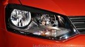 2014 VW Polo facelift headlamp launch