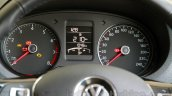 2014 VW Polo facelift instrument cluster launch