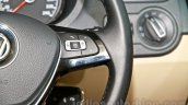 2014 VW Polo facelift phone buttons launch