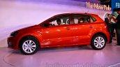 2014 VW Polo facelift profile view launch
