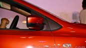 2014 VW Polo facelift side mirror launch