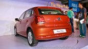 2014 VW Polo facelift taillight and rear bumper launch